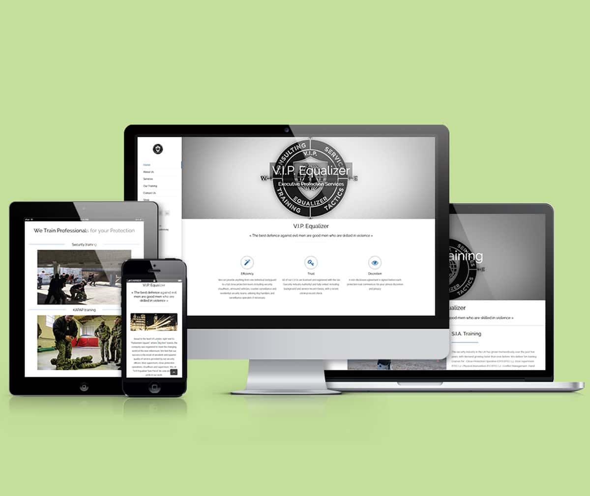 Site web V.I.P. Equalizer