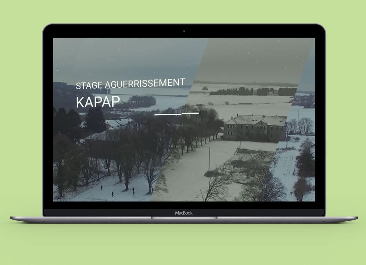 Vidéo stage aguerrissement FACK du 28 janvier 2017