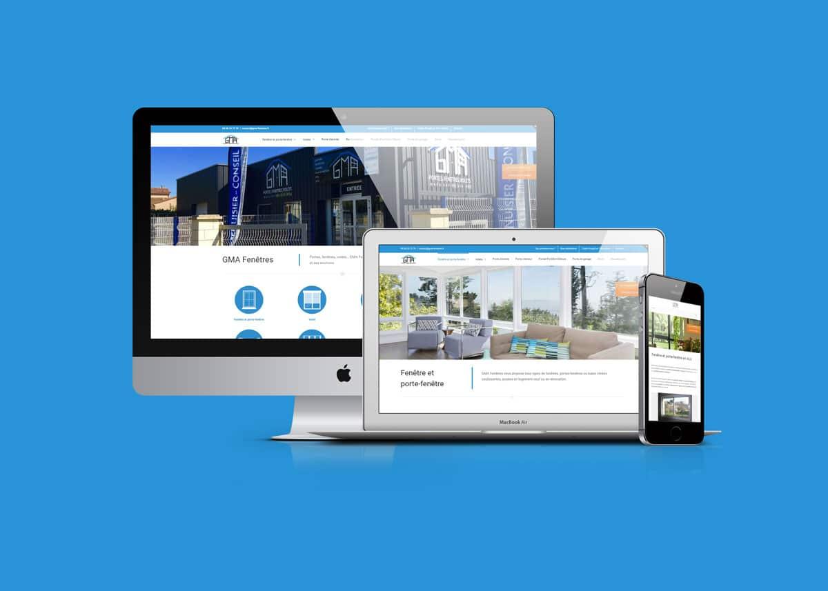 création-site-web-GMA-fenêtres-à-Alès