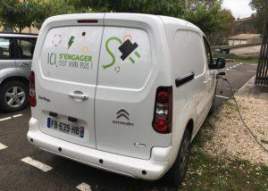 Covering véhicule de la CC du Piémont